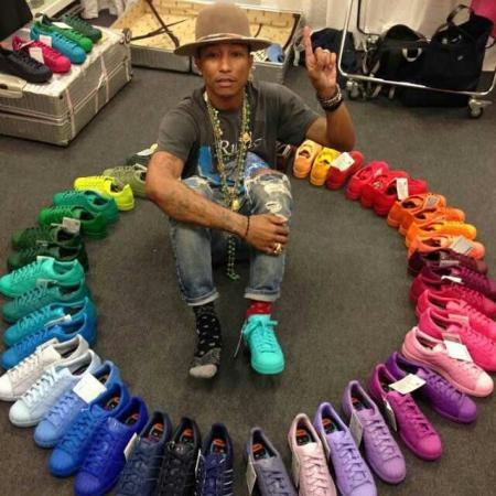 pharell williams baskets