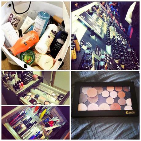 [Tag] Les produits de beauté et moi ...
