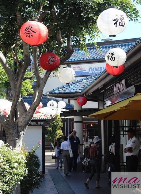 los angeles little tokyo quartier japonais