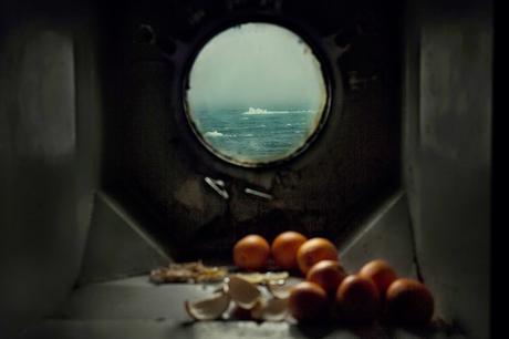 la mer, les mots, et puis des photos