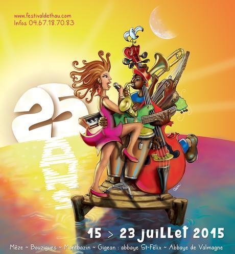 25 ans du Festival de Thau