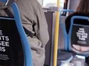 Détourner sièges pour sensibiliser cancer côlon