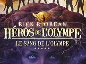 Héros l?Olympe (5/5) sang Rick Riordan