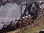 Crash incroyable pilote Jann Mardenborough (Nürburgring)