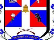 armoiries Deguire Larose