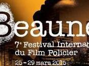 Cinéma Festival international Film Policier Beaune 2015, palmarès