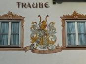 Lüftlmalerei, fresques murales Mittenwald