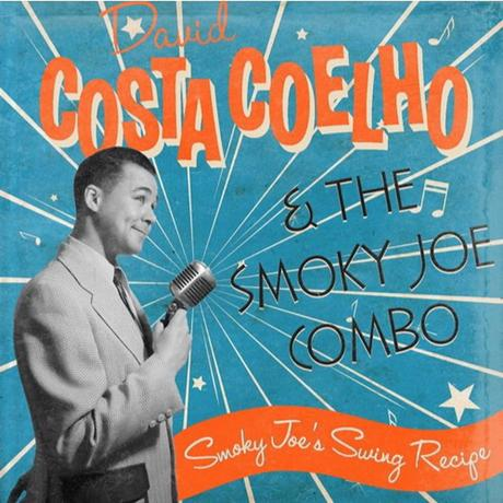 DAVID COSTA COELHO & THE SMOKY JOE COMBO live au CHAT NOIR