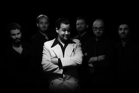 DAVID COSTA COELHO & THE SMOKY JOE COMBO live au CHAT NOIR
