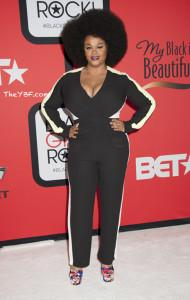 Tapis rouge Black Girls Rock 2015