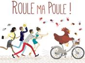 Roule Poule chocolats cachés dans Velib'