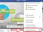 Comment supprimer votre historique recherche Facebook