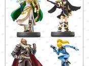 [ND]: Nouveaux Amiibo nouveaux personnages pour Smash Bros. U/3DS