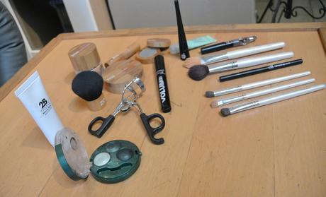 Tuto makeup en compagnie de Zao !