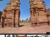 ruines jésuites visiter... Google Street View [Actu]