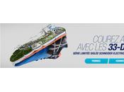 ASICS Serie limitee Marathon Paris 2015!