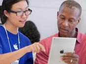 Aujourd'hui, l'iPad fête