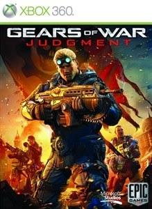 Jaquette du jeu xbox360 gears of war judgement