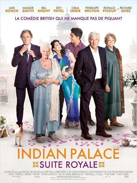 Indian Palace – Suite Royale, la garde meurt mais ne se rend pas !