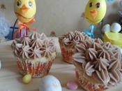 Cupcake pâques kinder