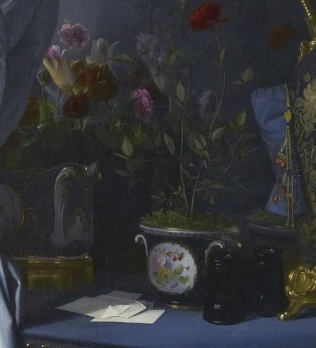 Jean-Auguste-Dominique_Ingres_-_Comtesse_d Haussonville_detail cheminee