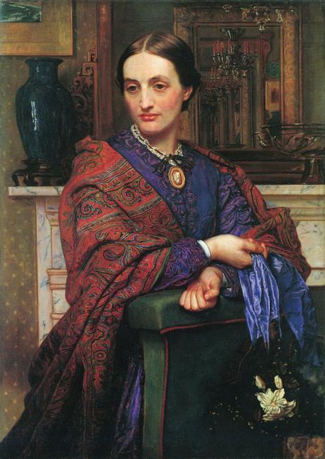 Hunt portrait-de fanny-1868