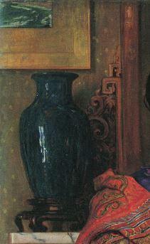 Hunt portrait-de fanny-1868 orient