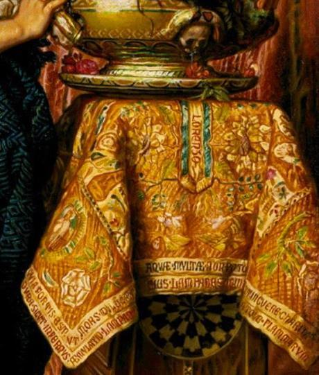 hunt-isabelle et le pot de basilic inscription