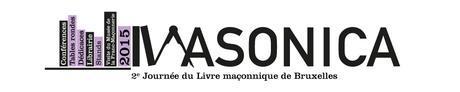Participation à Masonica à Bruxelles