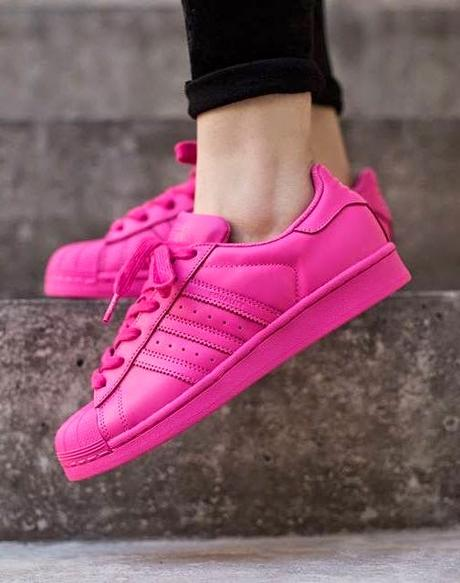 Adidas x Pharrell Williams #Supercolor
