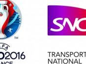Sncf devient sponsor officiel l'Euro 2016
