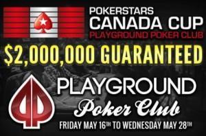 Comme on le constate dans cette pub. PokerStars n'hésite pas à enfreindre le code criminel en commanditant des tournois de pokers illégaux.