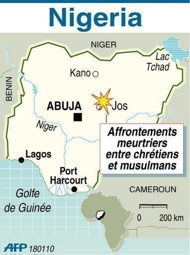 NIGERIA : LES MASSACRES INTERCONFESSIONNELS SE MULTIPLIENT SUR FOND « D'INDIGÉNÉITÉ » ET DE TRIBALISME