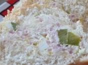 Baguette apéritive fourrée Saint Moret jambon