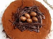 Gâteau Pâques…un retard