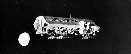 2001 : l'odyssée de l'espace, de Stanley Kubrick © D.R.