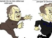 Sarkozy craint autant contact avec Bayrou qu'avec sida