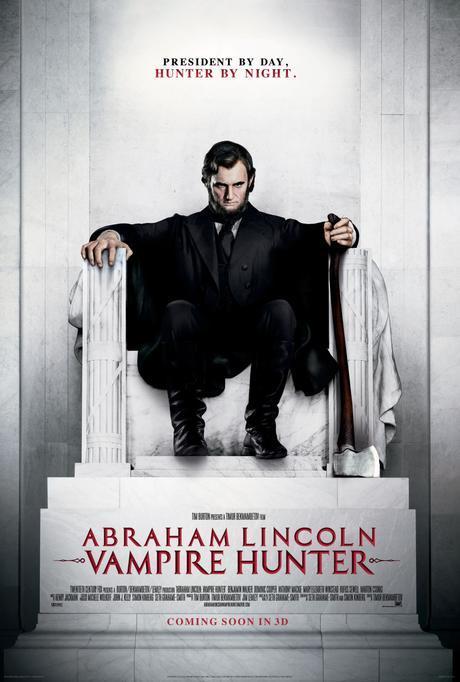 « ABRAHAM LINCOLN, CHASSEUR DE VAMPIRES » (2012) de Timur Bekmambetov