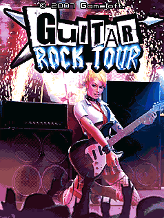 [DSiware] Guitar Rock Tour by Gameloft