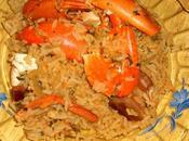 Matété crabes mangrove
