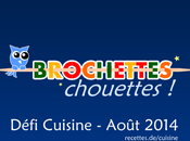 Brochettes Magret Canard & Abricots (Défi Inside)