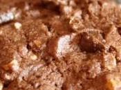 Cookies chocolat, nougatine, pépites chocolat
