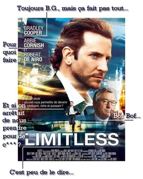 Limitless - Everything is possible when you open your mind