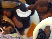 mendiants Sucettes chocolat fruits secs