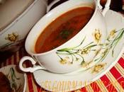 Hrira (soupe légumes)
