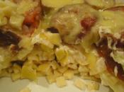 gratin crozets