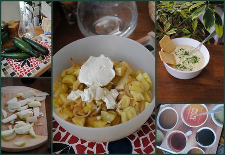 3 petites soupes et puis s'en va #lundisadeuxdaliceetzaza