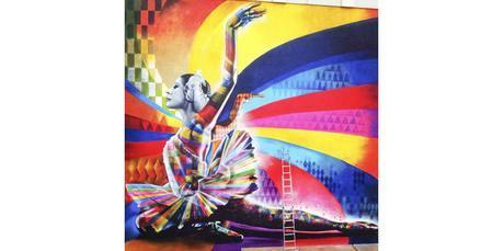 fresque-street-art-ballerine-russe-Maya-Plizetskaya