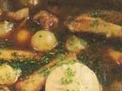 Cocotte d'anguilles flamande