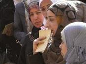 Syrie Palestiniens Yarmouk s'allient avec Assad, contre Daech
